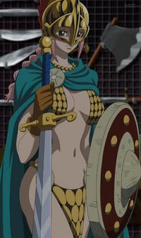 Gladiadora Rebecca
