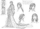 菊姫 設定畫
