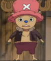 Chopper Lovely Land Arc Outfit