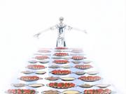 Luffy y Sanji vs Jessica, cocineros y marines