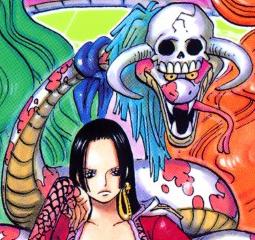 Salome Manga Infobox