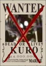 Wanted de Kuro 14.000.000