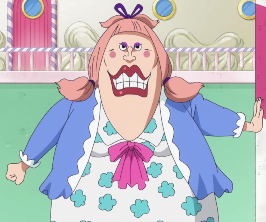 Charlotte Chiffon One Piece Wiki Fandom Powered By Wikia