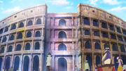 Corrida Colosseum Anime Infobox