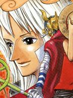 Nico Olvia Manga Color Scheme