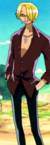 Sanji Movie 3 Outfit