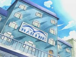 Base Marina di Rogue Town