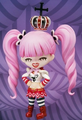 Chibi-Arts One Piece figurines Perona