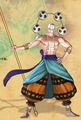 Enel Pirate Warriors 2