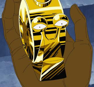 Golden Den Den Mushi