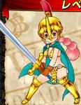 Rebecca Super Grand Battle X