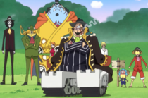 Straw Hats and Fire Tanks Part Ways