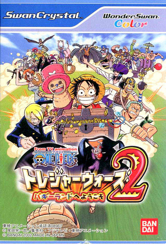 One Piece: Treasure Wars 2. Welcome to Buggyland