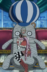 Zoro Disguised as Kumashi