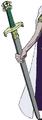 Bambou Anime Concept Art