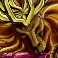 Kirin Lion Portrait