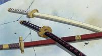 Las espadas Daito de Zoro
