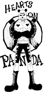 Pandaman Manga Infobox
