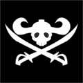 Piratas Gigantes Guerreros bandera