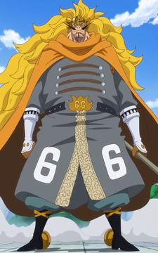 Vinsmoke Judge Anime Infobox