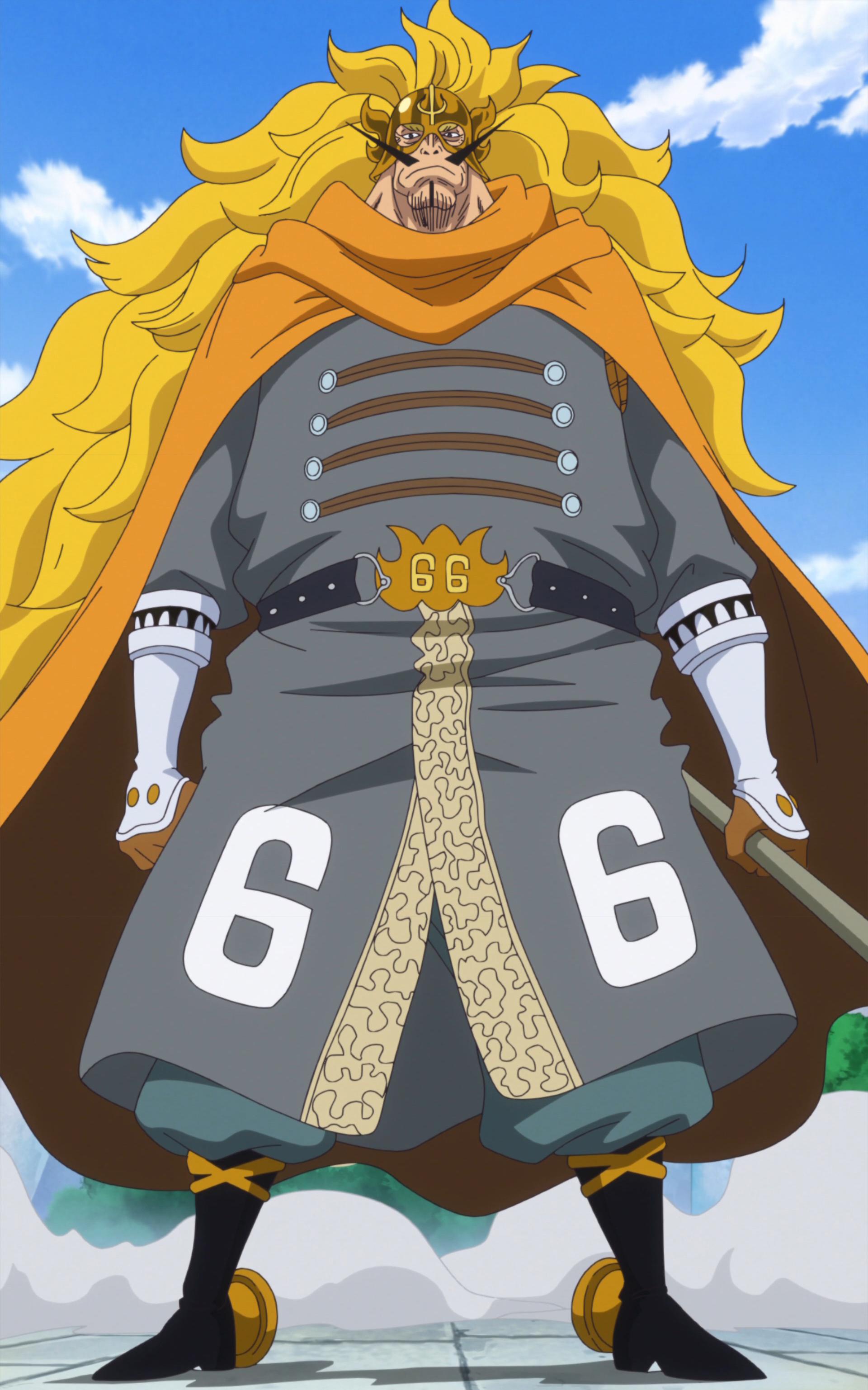 Vinsmoke Judge | One Piece Wiki | FANDOM powered by Wikia