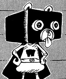 Hakowan Manga Dos Años Después Infobox