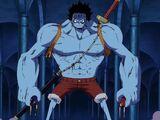 Nightmare Luffy (Kampfmodus)