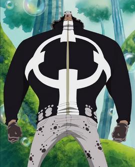 Pacifista Anime Infobox