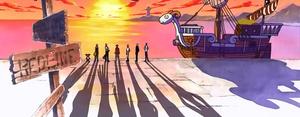 Piratas del Sombrero de Paja primer eyecatcher