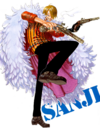 Sanji Color Walk 4