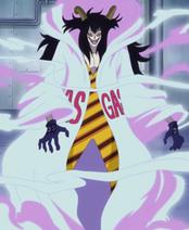 סיזר קלאון Anime Infobox