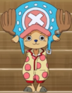 Chopper Episode of Luffy