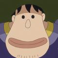 Eggplant Soldier Portrait