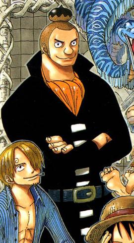Montblanc Noland Manga Infobox