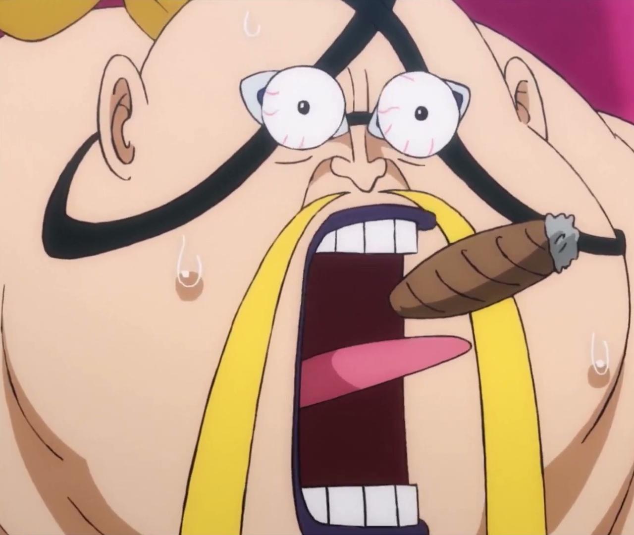 Queen   One Piece Wiki   Fandom