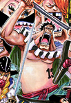 Sai's Manga Color Scheme