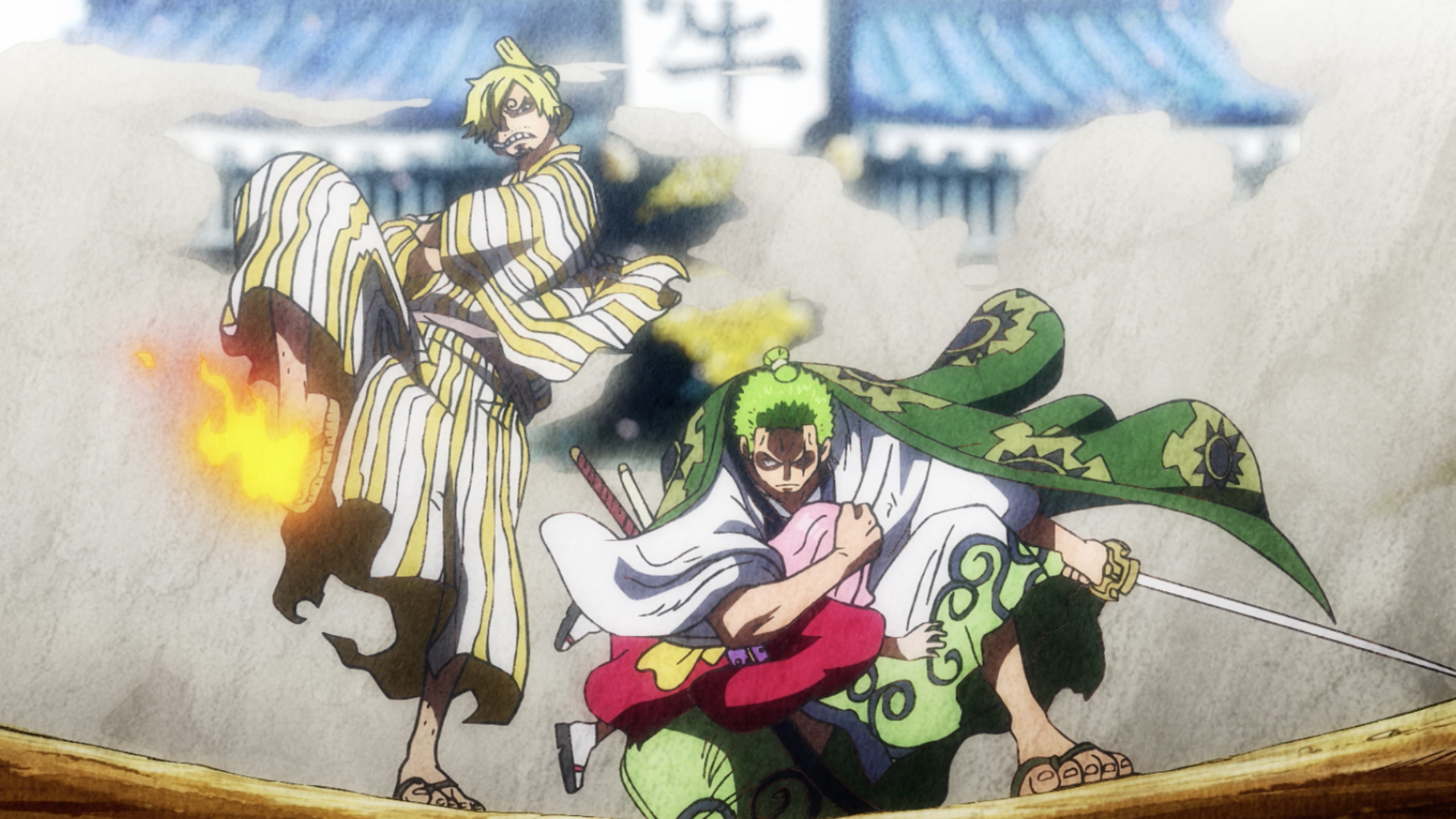 Roronoa Zoro History During And After The Timeskip One Piece Wiki Fandom