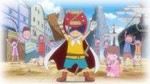 Zephyr sebagai Anak Kecil