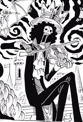 Brook Manga Dos Años Después Infobox