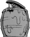 Caribou barrel