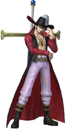 Mihawk Pirate Warriors