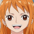 Nami Post Timeskip Anime Portrait