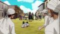 Los Piratas del Pelirrojo frente a los bandidos de Higuma