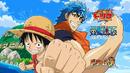 Luffy and Toriko Eyecatcher