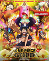 One Piece Film Gold Poster Catalan