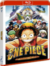 One Piece Movie 4 blu-ray Spain