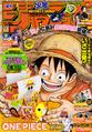 Shonen Jump 2011 numero 09