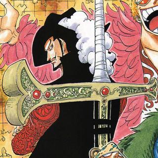 Yoru originariamente nel manga
