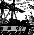 Barco pirata de Drake