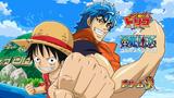 Eyecatcher de Luffy y Toriko